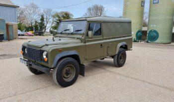 """Land Rover Defender 110 Turbo Utility medium 4×4 GT HT FFR heavy duty RHD  ex MoD 1987 """"The Duck"""" #369 full"""