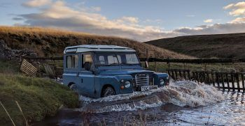 Series 3 Land Rover 1