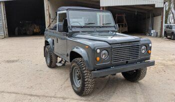 Land Rover Defender 90 Soft Top SOLD  #55 2