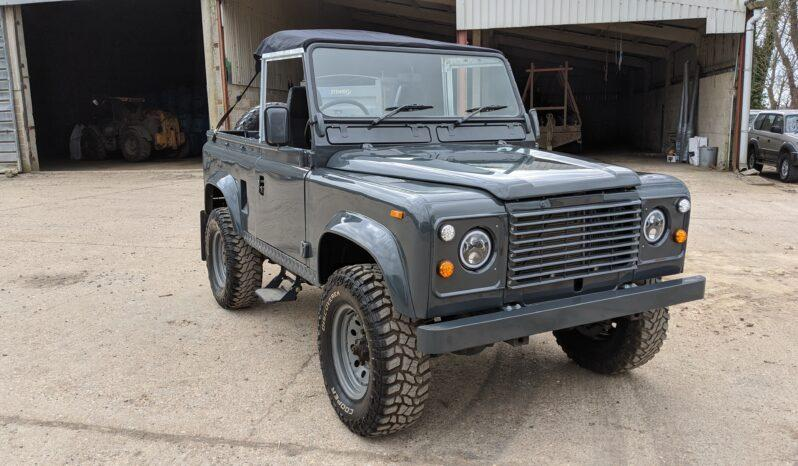 Land Rover Defender 90 Soft Top SOLD  #55 1