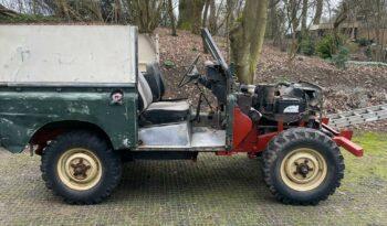 "Land Rover Series 3 1975 Diesel""The Jack"" 1975 #318 full"