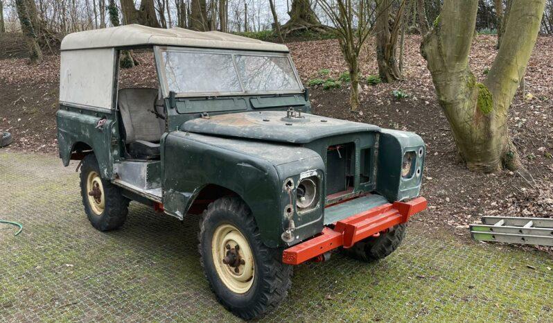 """Land Rover Series 3 1975 Diesel""""The Jack"""" 1975 #318 1"""