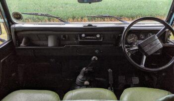 """Land Rover 90 Pre-Defender Rare 2.5 N/A 2.5 Diesel 1985 """"Dave's Ride"""" Light 4×4 Utility USA exportable #161 full"""