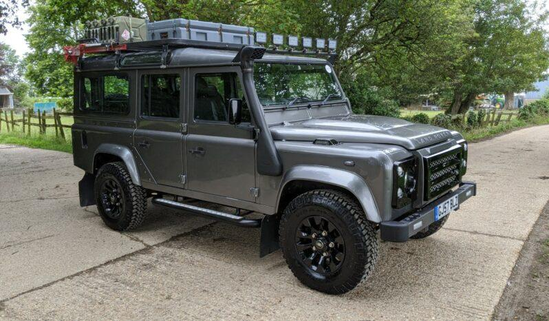 """Defender Station Wagon 2.4 TDCi 110 XS SW LWB  6 Speed 2007 """"The Tempest"""" #172 1"""