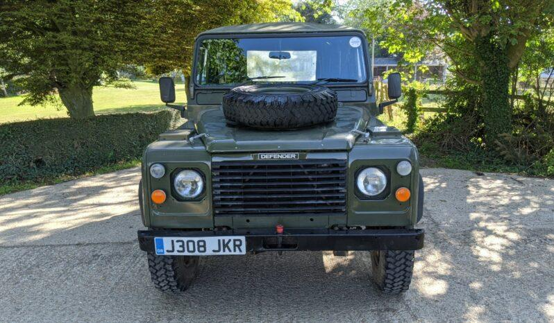 "Land Rover Defender 90 1992. Rare Soft Top GS Cargo . 12V Diesel ""The Hunter"" 197 1"