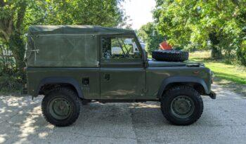 "Land Rover Defender 90 1992. Rare Soft Top GS Cargo . 12V Diesel ""The Hunter"" 197 full"