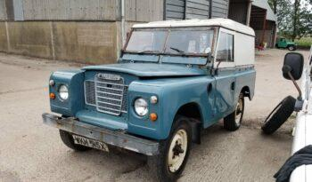 "Land Rover Series 3 88"". Excellent project 1981 diesel hardtop. Exceptional ""The North"" #199 2"