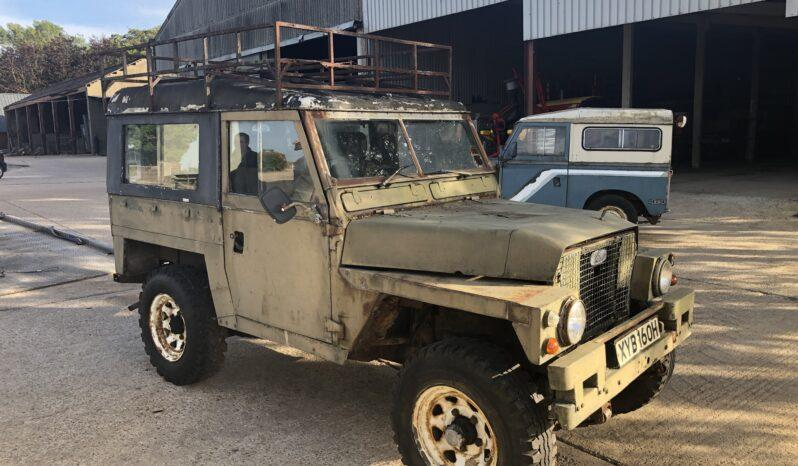 "Land Rover series 2A Lightweight ""The Portsmouth"" #183 1"