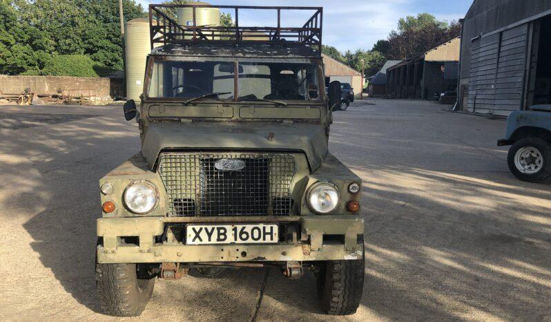 "Land Rover series 2A Lightweight ""The Portsmouth"" #183 full"