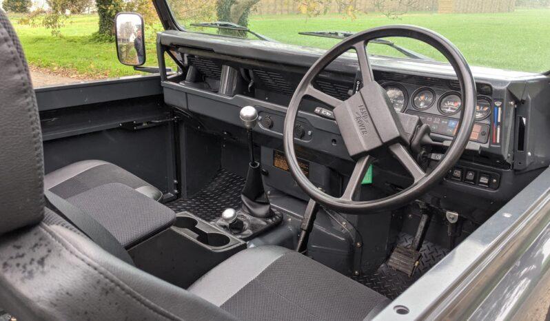 "Land Rover 90  SOFT TOP 1984 ""Bikini 1"" #263 full"