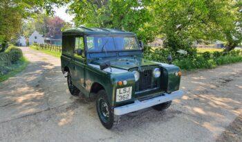 Land Rover Series 2 1959 short wheelbase 88 inch The Hill LSJ362 Stock 256 2