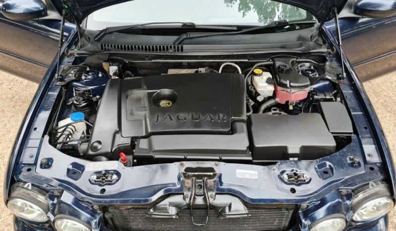 Jaguar X Type Sovereign Diesel 2007 Shooting Brake #401 full