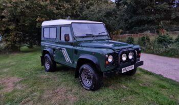 """Land Rover Defender 90 300TDi County Station Wagon spec 1996 """"Lizzie"""" Stock 400 2"""
