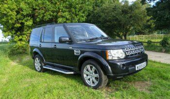 Discovery 4 XS TDV6 3,0litre 2010 model. 2009 Two former keepers Stock 393 2