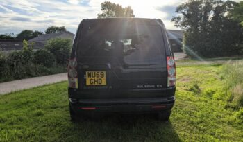 Discovery 4 XS TDV6 3,0litre 2010 model. 2009 Two former keepers  Stock 393 full