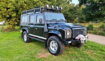 Land Rover Defender 110 XS 2.4 TDCi County Station Wagon 2007 1 Previous Keeper Incredible history #404 2